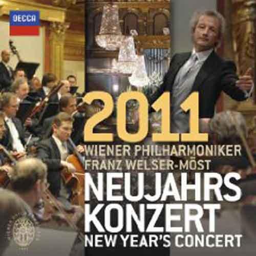 478260-1 2011年维也纳新年音乐会