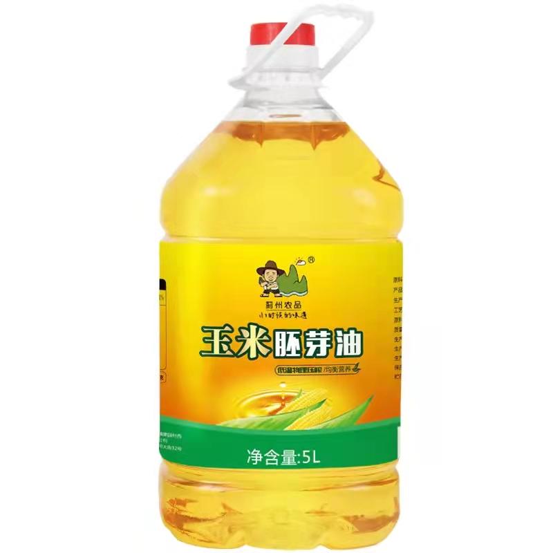 蓟州玉米胚芽油(5L)
