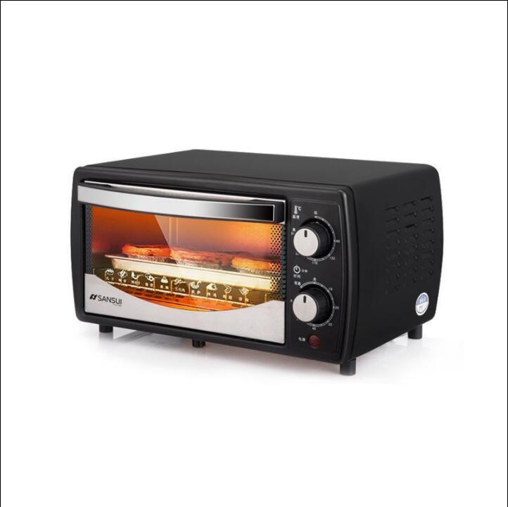 【预售】山水电烤箱KM009G-BC(12L)