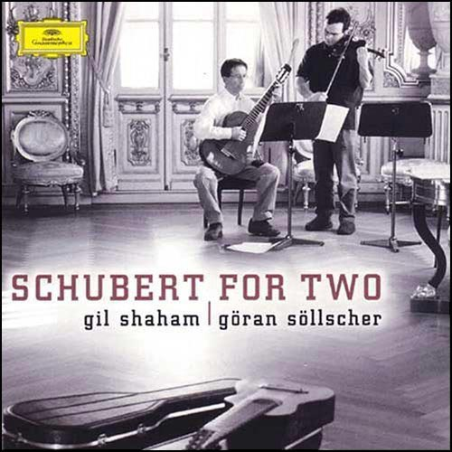 471 568-2 舒伯特:小提琴和吉他的对话