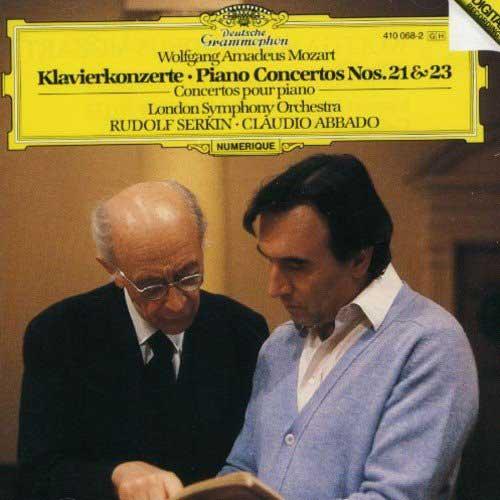 410 068-2莫扎特《第二十一号钢琴协奏曲》
