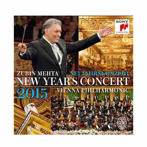 88875035509 DTS2015年维也纳新年音乐会