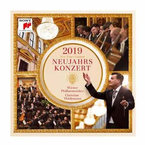19075902822 2019维也纳新年音乐会 2CD