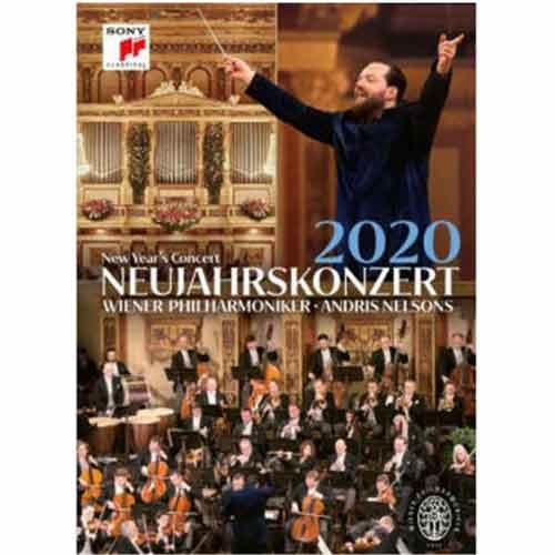19439702379 DTS2020年维也纳新年音乐会DVD