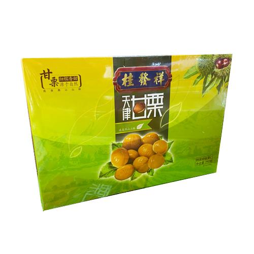 全新桂发祥天津甘栗板栗仁(250g)