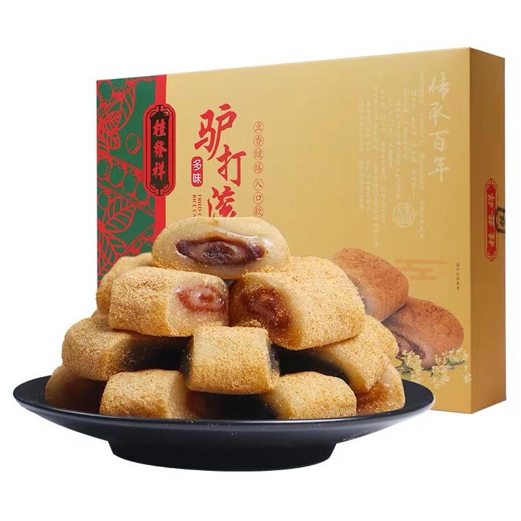 全新桂发祥多味驴打滚(960g)32块